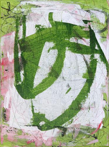 Prayer Flag (Green) - Carraher 2020