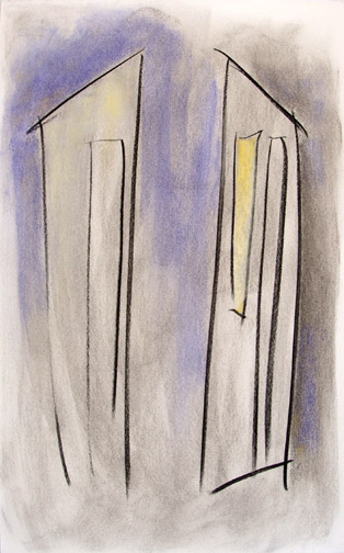"""""""Desert Gothic"""" - Carraher 2007"""
